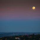 Pretoria at night #10 by Rudi Venter