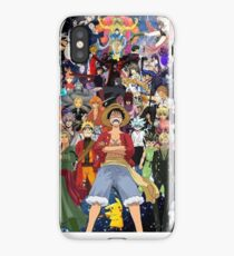 Anime mixup iPhone Case