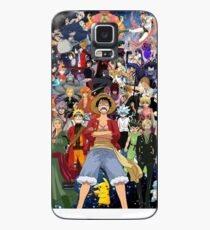Anime mixup Case/Skin for Samsung Galaxy