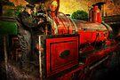 Furness Railway Number 20 by Yhun Suarez