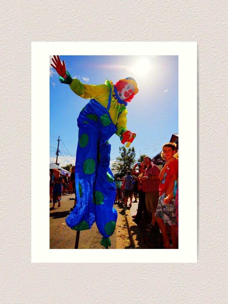 Alternate view of Tilba Easter Fair 2012 Art Print