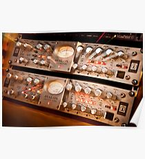 Sound Gear 2 - Mic Preamp Poster
