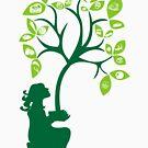 Oxfam Grow T-shirt by hasie