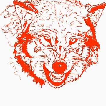 Wolf by designbyzach