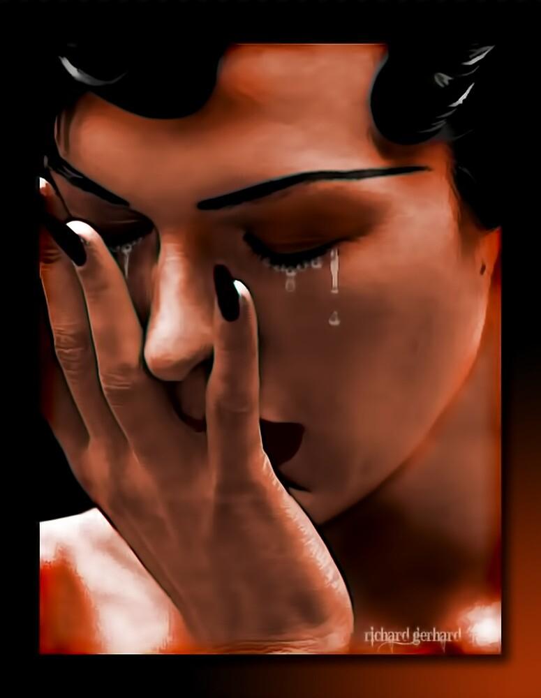 The Tears by Richard  Gerhard