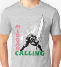 Midgar Calling T-Shirt
