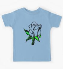 Beauty Flower Kids Clothes