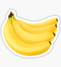 Bunch of banana Sticker