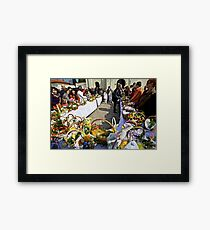 Holy Saturday And Easter . 2012. (B) . Poland. by Doktor Faustus. was featured in A Place To Call Home. 104 views . Thx! Framed Print
