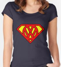 VW Man Women's Fitted Scoop T-Shirt