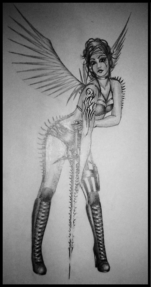 the reaper by dulcedo-felix