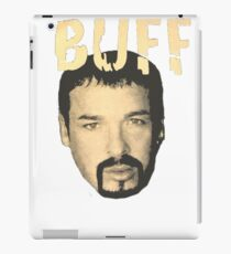 Buff Bagwell - BUFF iPad Case/Skin