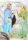 He is RISEN !! by Anne Gitto
