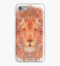 Tribal Lion iPhone Case/Skin