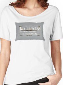 New Fluffytown Women's Relaxed Fit T-Shirt