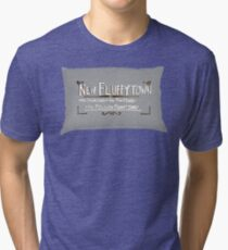 New Fluffytown Tri-blend T-Shirt
