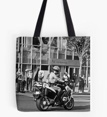 Waiting for The President... Tote Bag