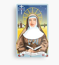 Saint Mary of the Cross MacKillop  Metal Print