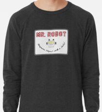 Mr Robot Lightweight Sweatshirt