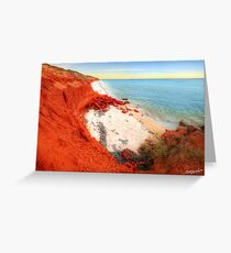 Slipjack Point - Cape Peron Greeting Card