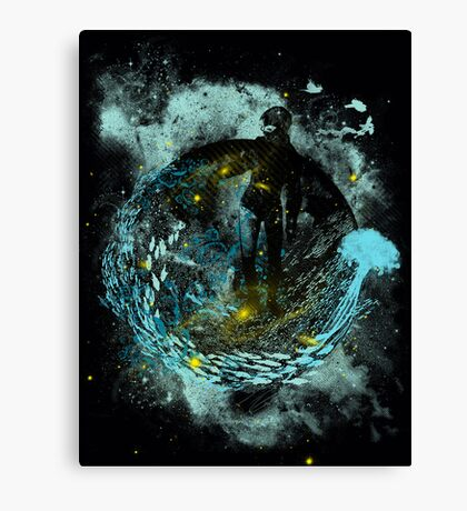 the wish 2 Canvas Print