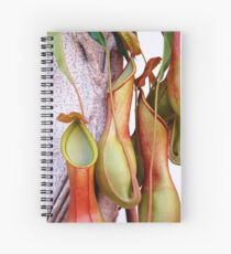 Pitcher Plants Spiral Notebook