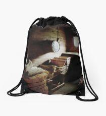 Historic Broom Shop Drawstring Bag