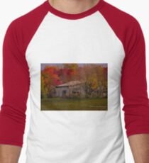 An Old Tennessee Barn in the Fall T-Shirt