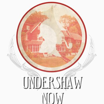 Save Undershaw Now (Sticker 1) by KitsuneDesigns