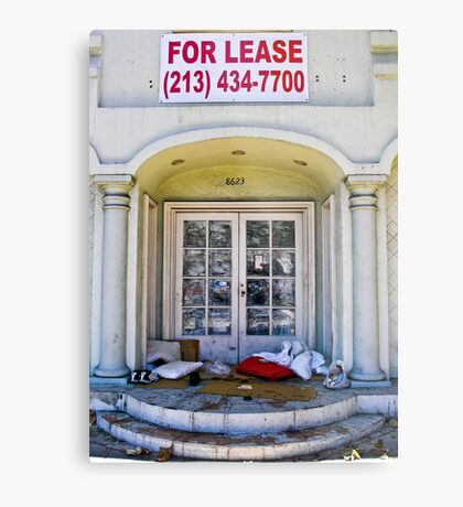 For Lease.... Metal Print