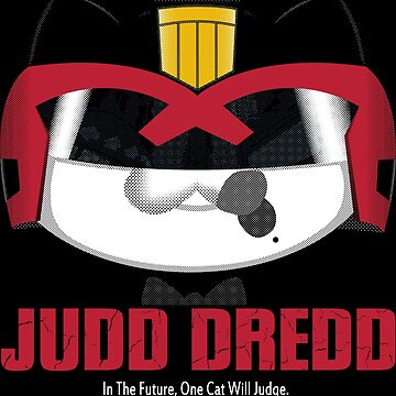 Judd Dredd by yashanyu1