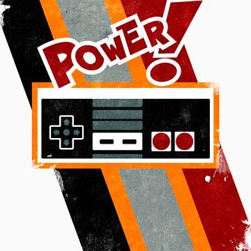 POWER! by Lancelight