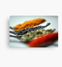 spice up Canvas Print