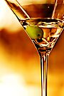 the martini - close up by wulfman65