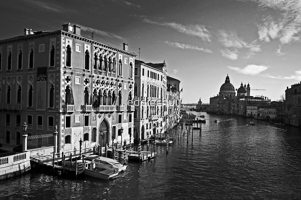 Grand Canal (1) by eddiechui