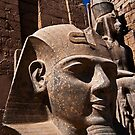 Luxor Temple by eddiechui