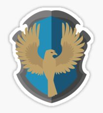 Simple Badge  Sticker
