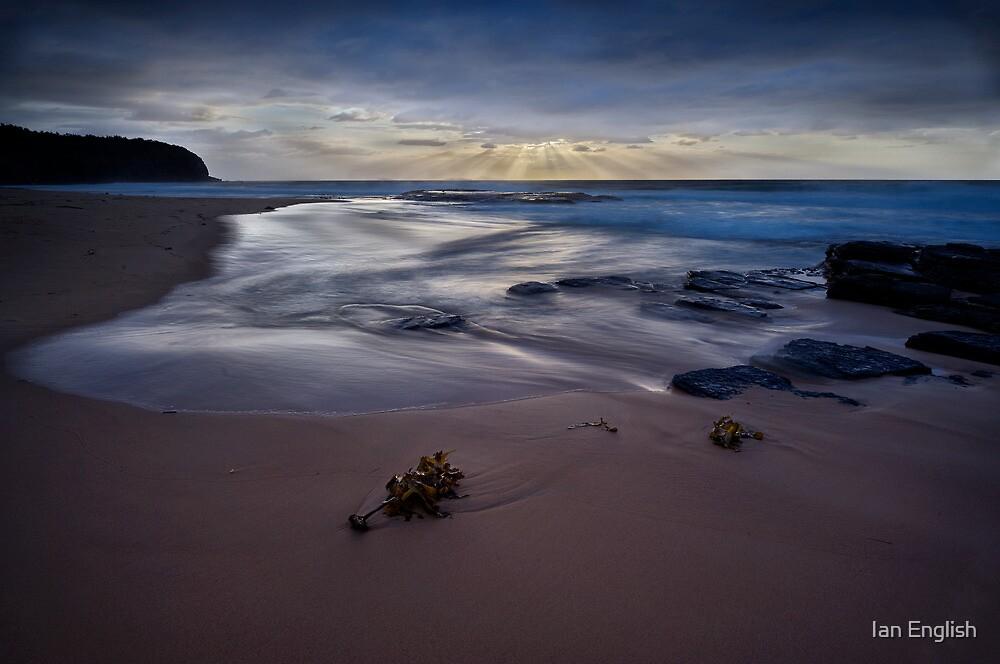 Turimetta Blue by Ian English
