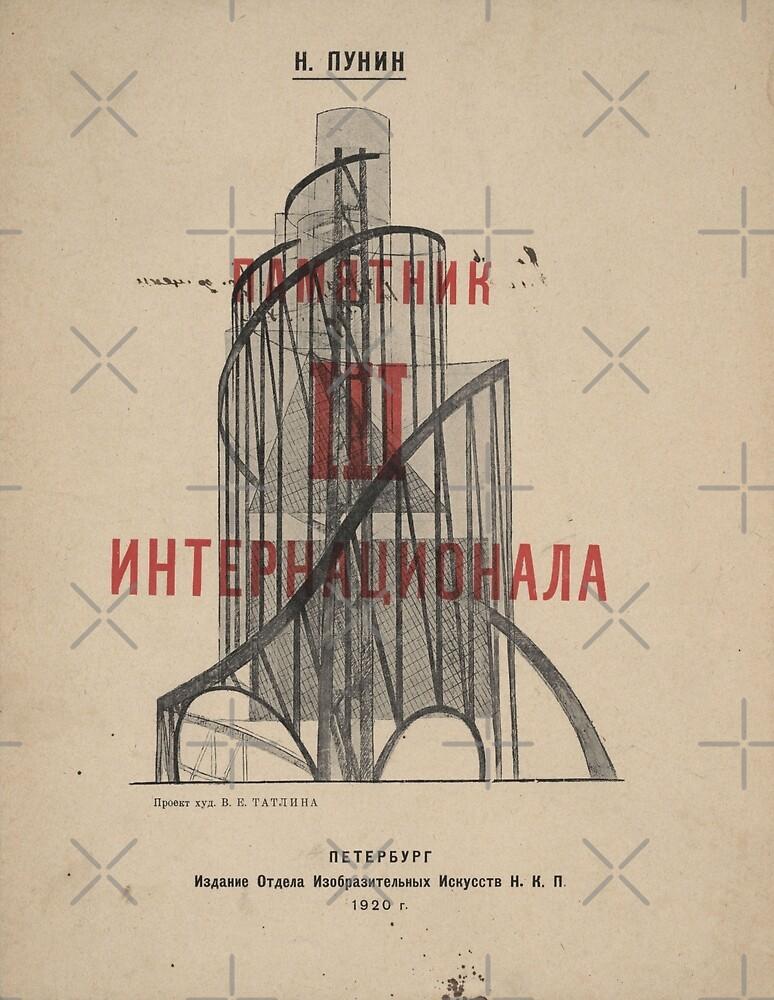 Tatlin Tower by alphaville