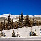 Jasper in January, Alberta Canada by Jessica Chirino Karran