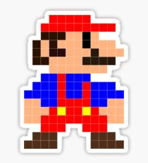 Super Mario Sticker