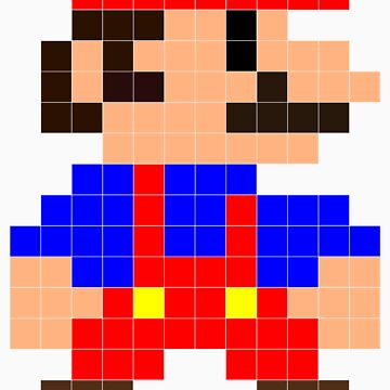 Super Mario by T0b3