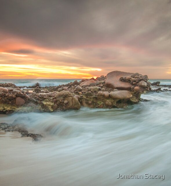Rocky Road II by Jonathan Stacey