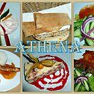 ATHENA ~ Greek Restaurant, Glasgow West End by ©The Creative  Minds