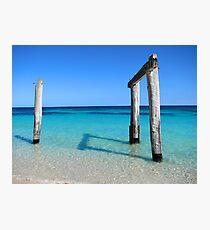 Hamelin Bay Paradise Photographic Print