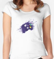 Smash Control  Women's Fitted Scoop T-Shirt