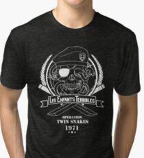 Les Enfants Terribles (SP version) Tri-blend T-Shirt