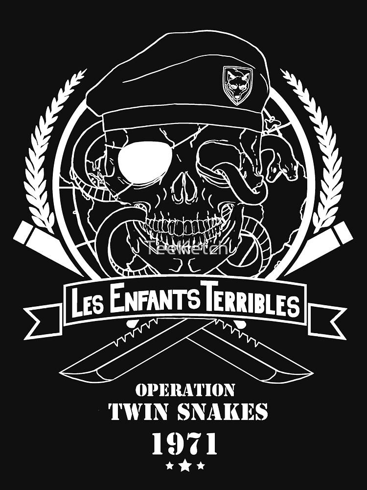 Les Enfants Terribles (SP version) by TeeKetch