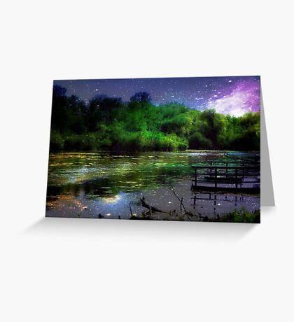 Magic Night © Greeting Card