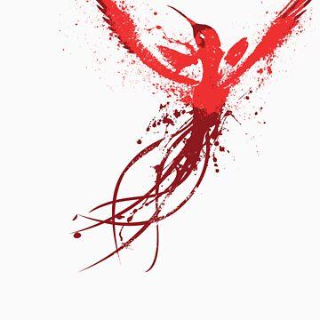 Colibri by akwel